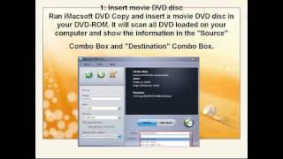 DVD Copy - DVD backup, burn DVD to DVD R RW