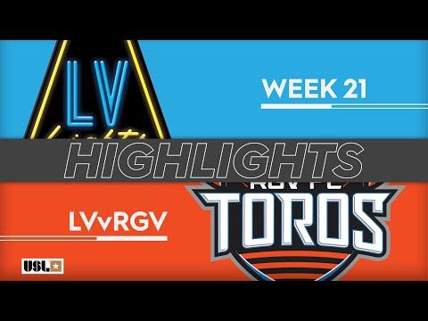 HIGHLIGHTS #LVvRGV | 07-27-2019