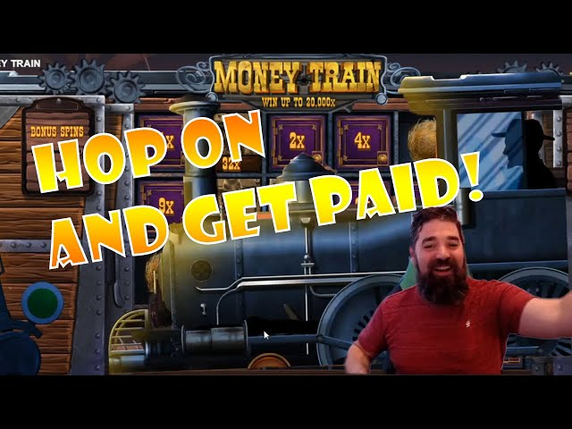 Money Train - AMAZING BUY!!🚂