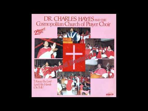 """""""I'm Running For My Life"""" (1984) Dr. Charles Hayes & Cosmopolitan Church of Prayer"""