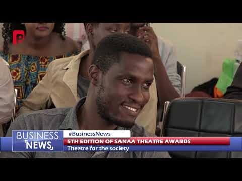 5th EDITION OF SANAA THEATRE AWARDS BUSINESS NEWS 23rd Nov 2018