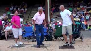 2015 Sparta Fiddlers Convention - Dancin