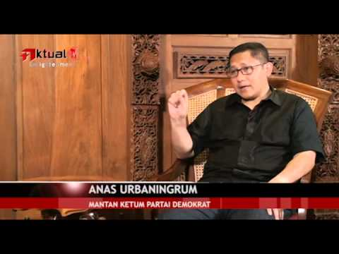 Dialog Bersama Anas Urbaningrum (Anas Blak-Blakkan!!) Segmen II