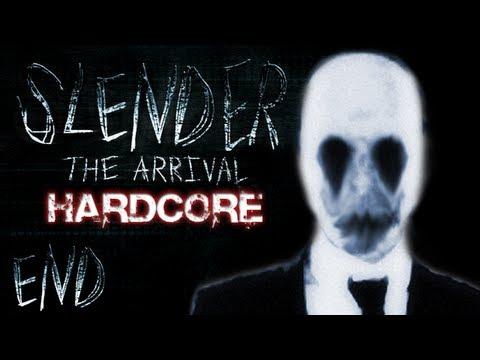 Slender: The Arrival HARDCORE | Part 4 | SECRET ENDING