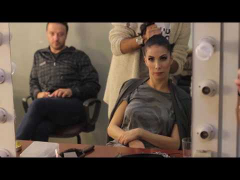 Tuğba Özerk - Gitme ( Video Klip Backstage) #2017