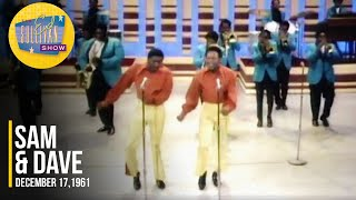 "Sam & Dave ""I Thank You"" on The Ed Sullivan Show"
