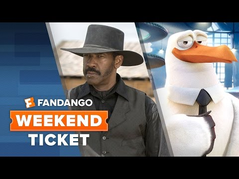 The Magnificent Seven, Storks, Queen of Katwe | Weekend Ticket