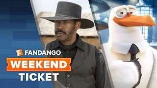 The Magnificent Seven, Storks, Queen of Katwe | Weekend Ticket
