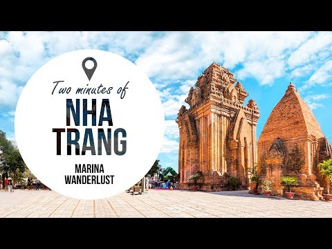 Nha Trang Vietnam Travel Guide in 2 Minutes | Map Inside Video