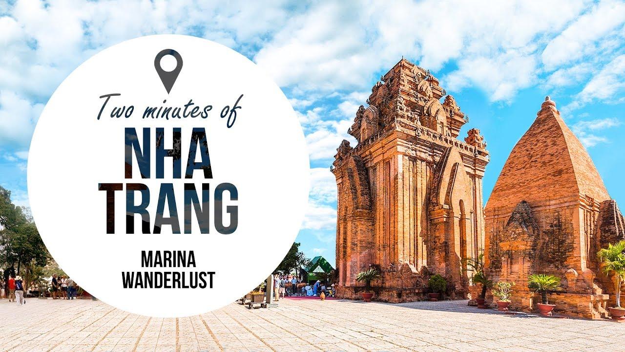Nha Trang Vietnam Map.Nha Trang Vietnam Travel Guide Attractions Map Youtube