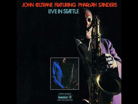 John Coltrane /  Live in Seattle (Disc1)