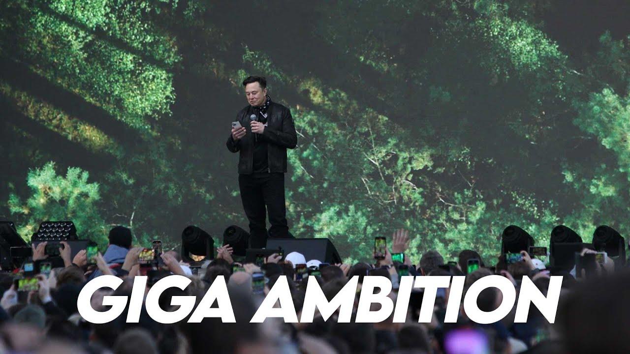 Elon Musk gives bullish update at Giga Berlin (Ep. 256)
