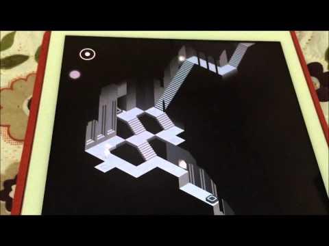 Mickey.Review: เฉลยเกม Monument Valley บนไอแพด ด่าน 9
