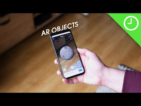 Hands-on with MORE 3D AR objects in Google Search!