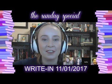VIRTUAL WRITE-IN: 11/01/2017