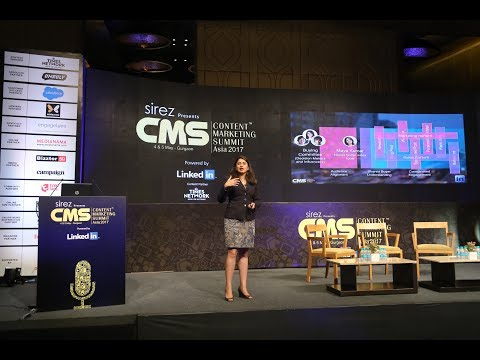 Content Marketing Summit Asia 2017 - Full Episode on ET NOW