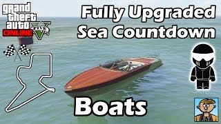 Fastest Boats (2015) - Best Fully Upgraded Sea Vehicles In GTA Online