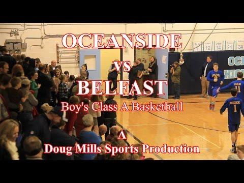 Oceanside vs Belfast Boys 12 22 2015