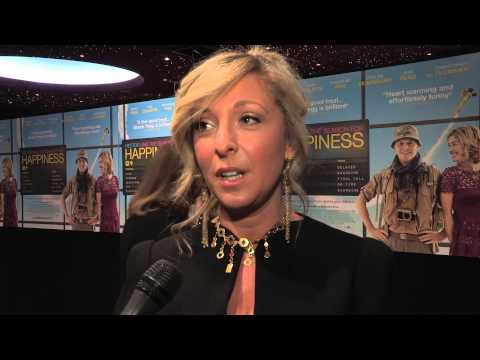Tracy Ann Oberman  Hector And The Search For Happiness  UK Premiere