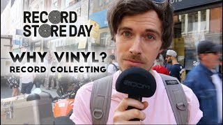 Why Vinyl? Record Collecting at Record Store Day 2018