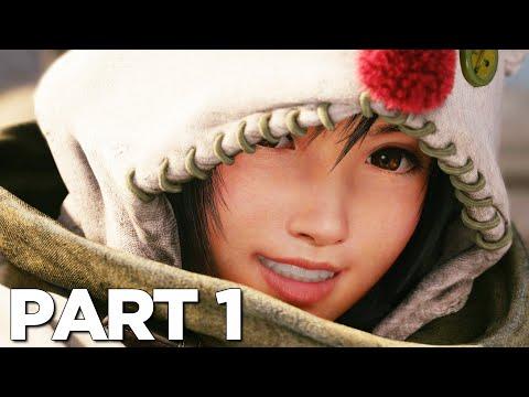 FINAL FANTASY 7 REMAKE INTERGRADE PS5 Walkthrough Gameplay Part 1 – YUFFIE (PlayStation 5)