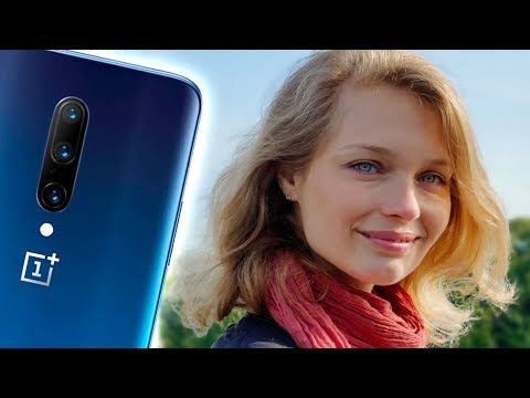 OnePlus 7 Pro FIRST Image Samples