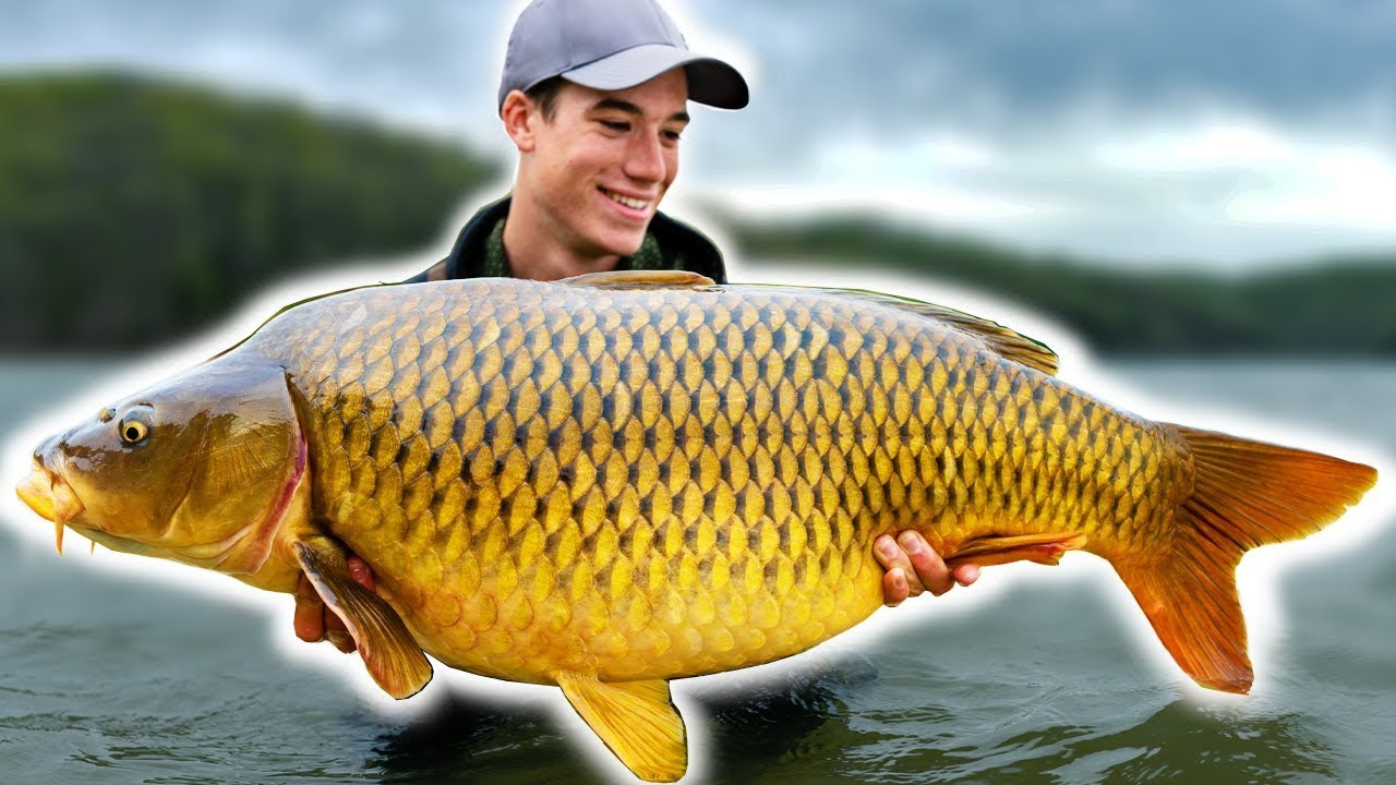 Is This The Greatest Fishing Lake In The World Youtube