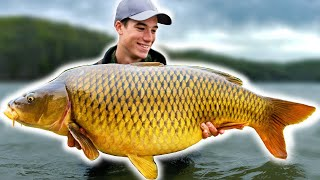 Carp Fishing - The Greatest Carp Lake In The World?