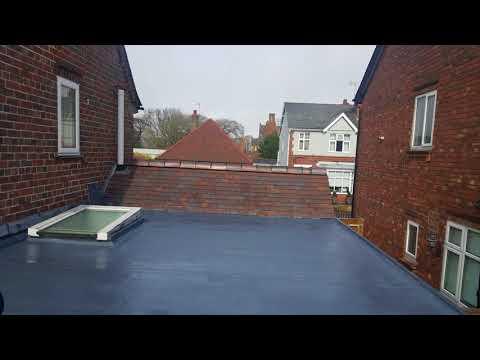 Liquid Roofing System - Cliff Nicholls Roofing Contractor, Wolverhampton