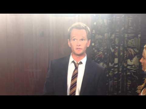 Barney Stinson Tells His Story