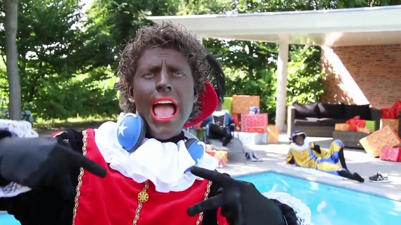 De Pieten Sinterklaas Move Door Het 6de Van Essenbeek Youtube
