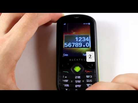 TechnoCrash#36: Alcatel OT-606: Heating the phone for 5 minutes
