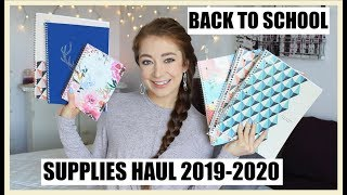 Back To School Supplies Haul 2019 (Affordable Shopping Haul) | College School Supplies Haul Edition!