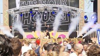 Franky Rizardo b2b Simon Dunmore | Extrema Outdoor DJ | DanceTrippin