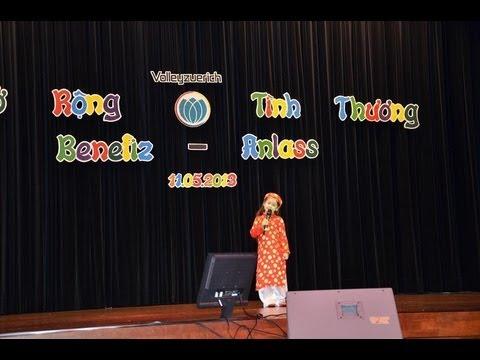 """Camilla ThyThy tại buổi biểu diễn từ thiện """"Mở Rộng Tình Thương 2013"""""""