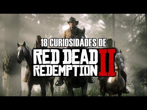 19 Curiosidades de Red Dead Redemption 2 thumbnail