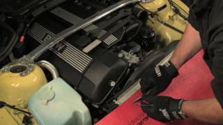 BMW Serpentine Belt and Pulley Replacement, How To