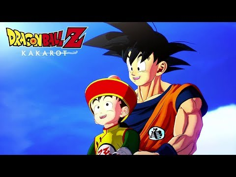 Dragon Ball Z: Kakarot - Opening Cinematic - PS4/XB1/PC