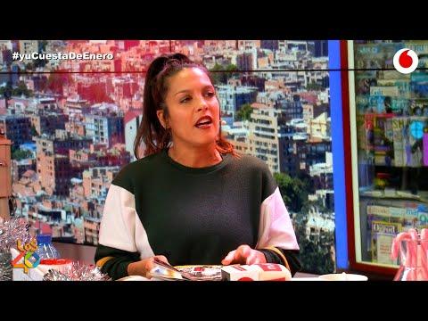 Lorena Castell hundida por las noticias del corazón #yuCuestaDeEnero