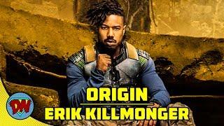 Who is Erik Killmonger   Marvel Character   Explained in Hindi