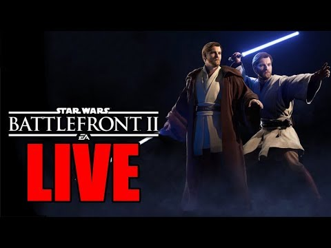 OBI-WAN IS HERE! | STAR WARS BATTLEFRONT 2 LIVE STREAM | #115 thumbnail