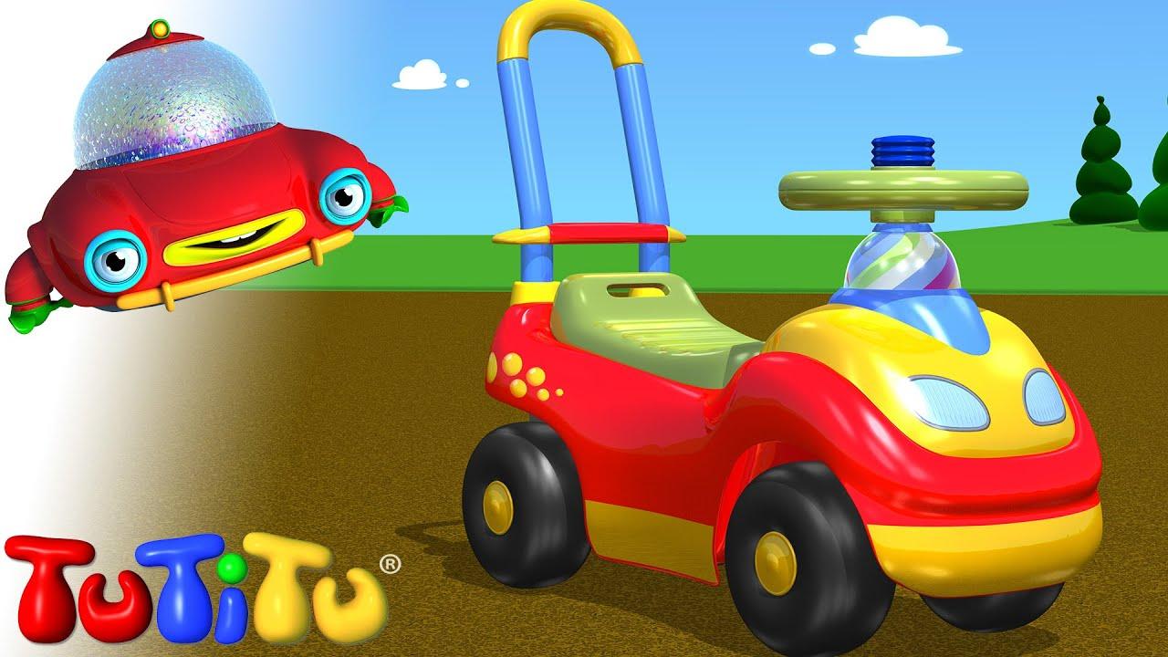 Zabawki TuTiTu Samochodzik do jazdy