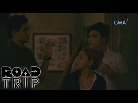 Road Trip: Ethel, Juancho, and Hiro's paranormal investigation in The Ruins