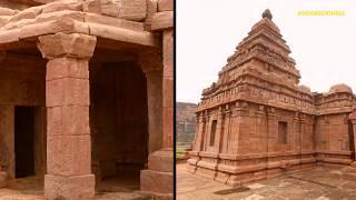 The door of Bhutanatha Temple, Badami - A portal to the 7th century - #DoorsOfIndia