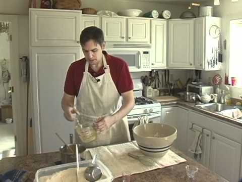 Kolach Part 1 - Making the Dough