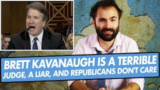 brett-kavanaugh-is-a-terrible-judge-a-liar-and-republicans-don-t-care-some-more-news