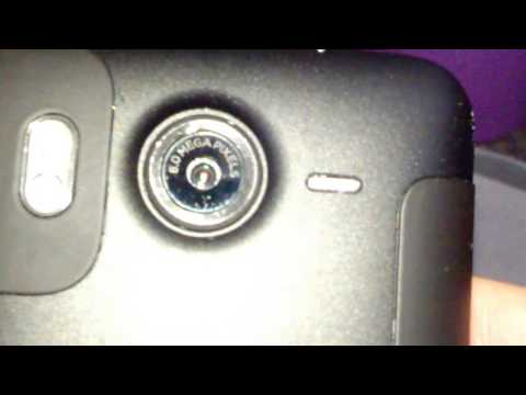 How to clean a HTC HD phone
