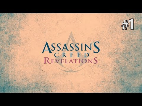 Twitch Livestream | Assassin's Creed: Revelations Part 1 [Xbox One]