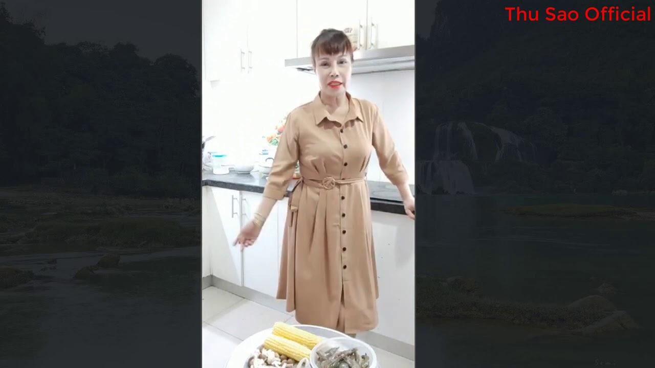 Quà 20/10 của Hoa Cương làm vợ vui quá nên nấu ăn thật ngon để cảm ơn/Thu Sao official