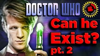 Film Theory: Can a Doctor Who Doctor ACTUALLY EXIST? (pt. 2, Time Travel) thumbnail